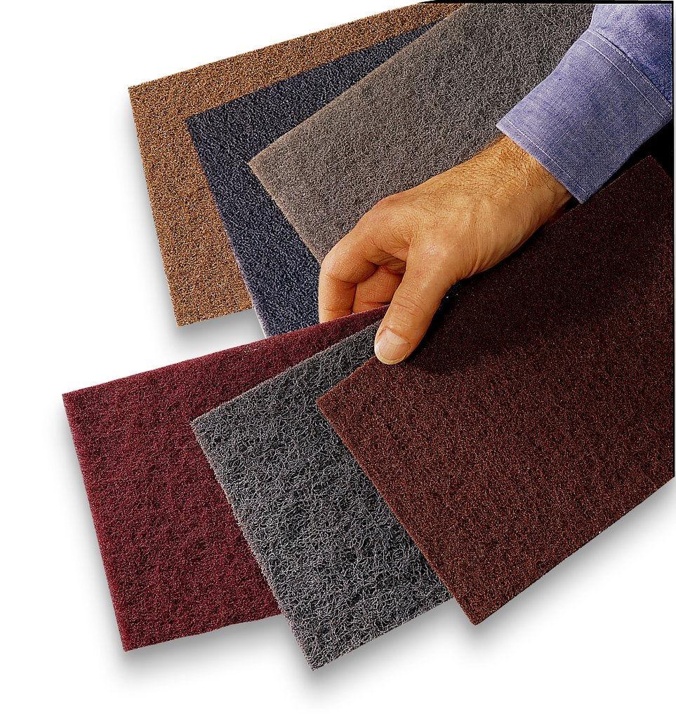 Классификация шлифовальной бумаги по типу нанесения абразива (насыпке)