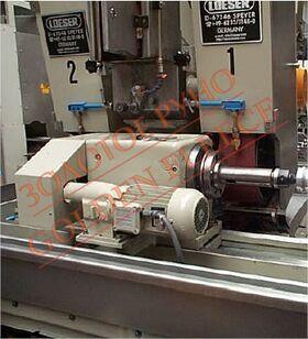 Ленточные навесные шлифовальные агрегаты Loeser SP